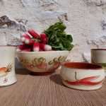 Collection poterie légumes