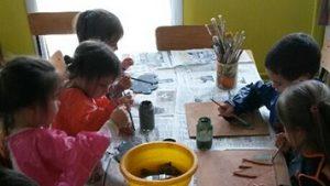 Cours de poterie enfants (école, centre de loisir, activités périscolaires)