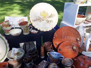 exposition poterie fete de l ane chateau landon 23 juin 2019 3