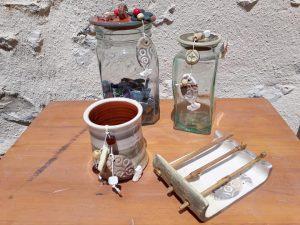 poterie et décoration poisson