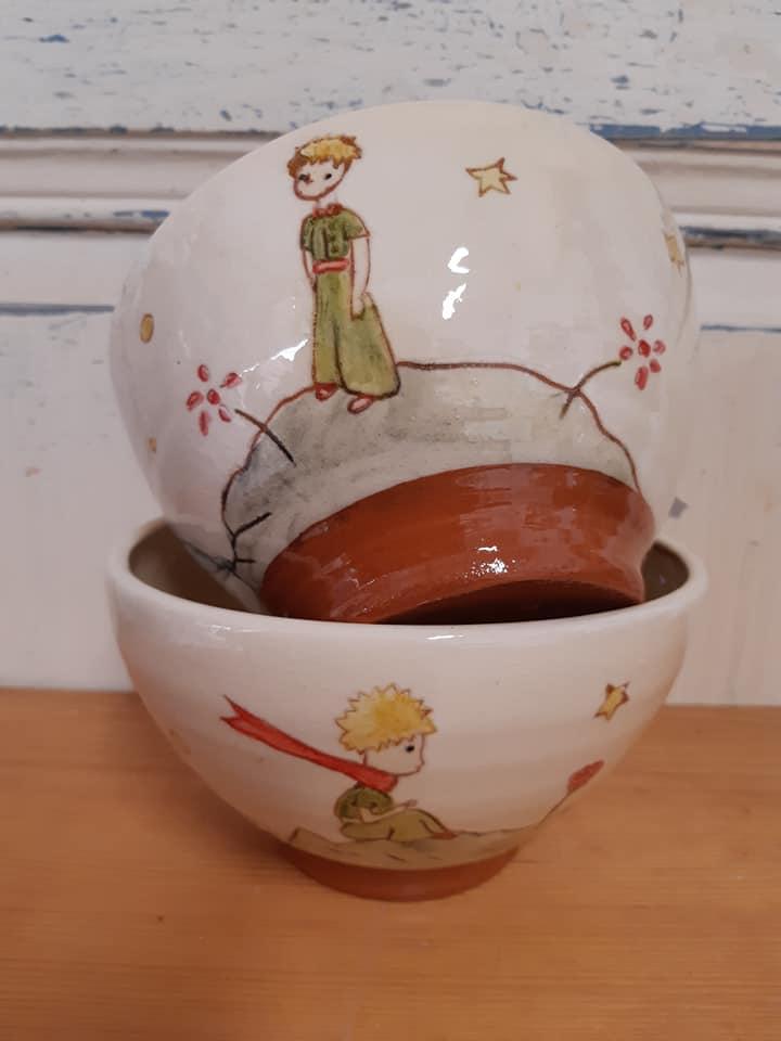 bols en ceramique avec une ou deux anses 3