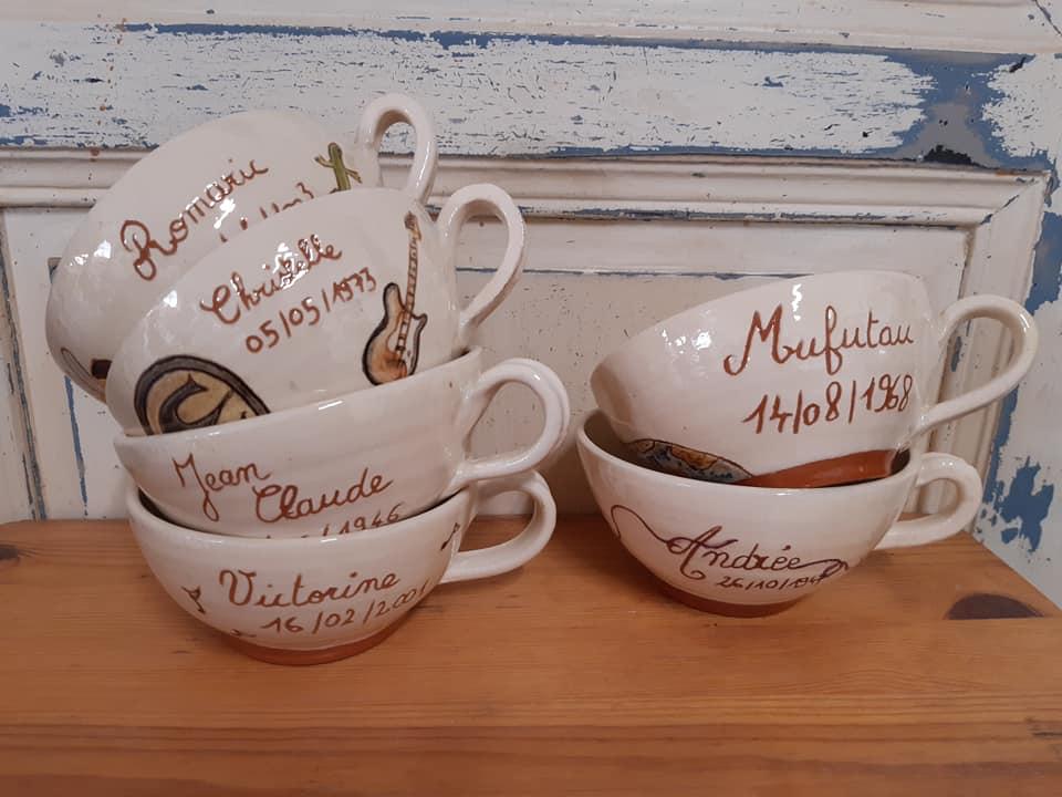 bols en ceramique avec une ou deux anses 6